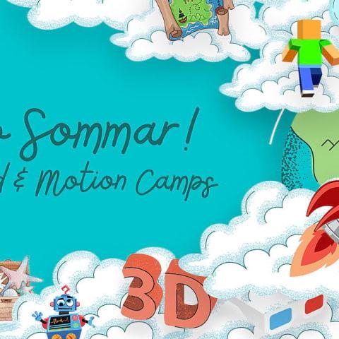 Hello Sommar! - Digitalt sommarkollo