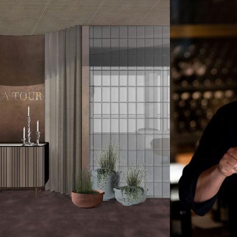 Pontus Frithiof öppnar ny fine dining-restaurang