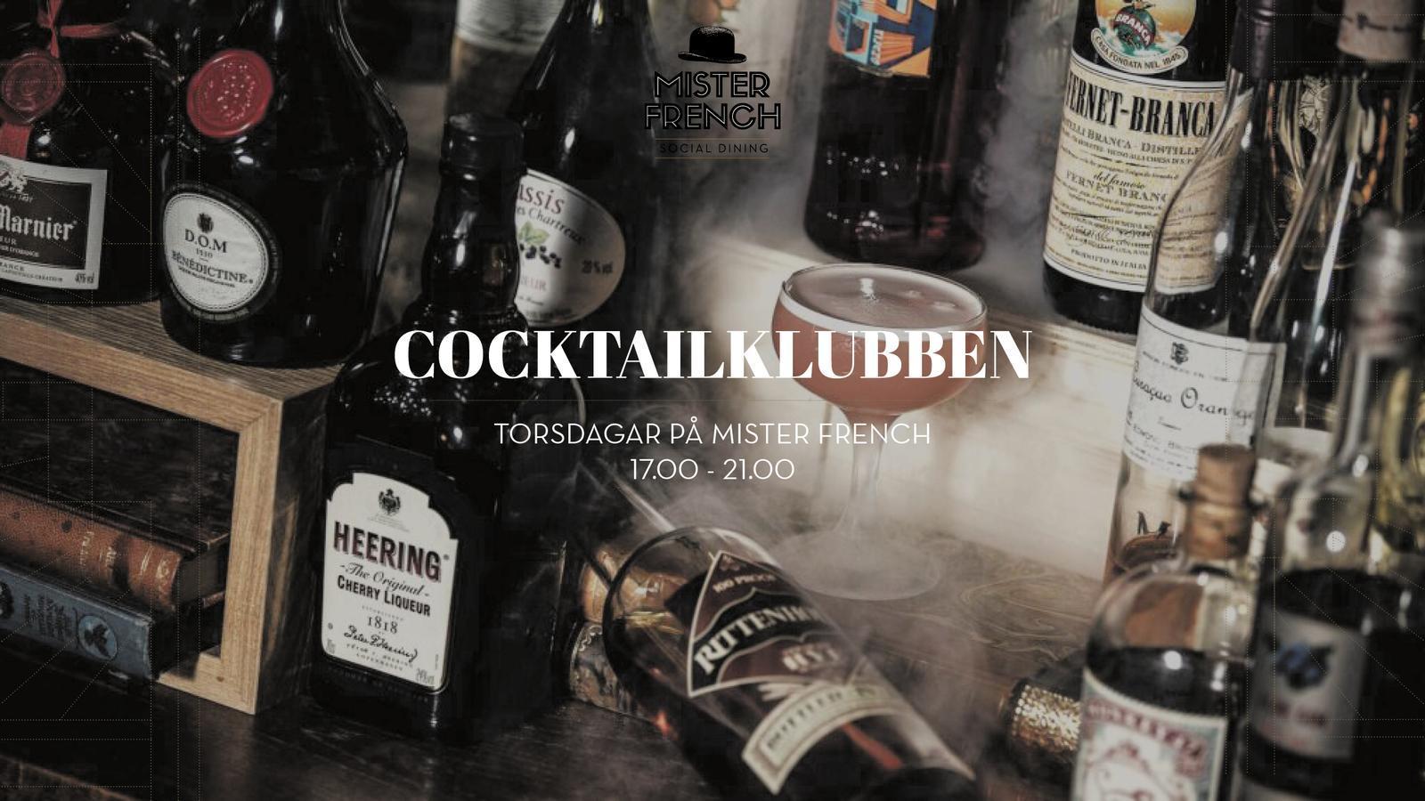 Cocktailklubben Torsdagar !