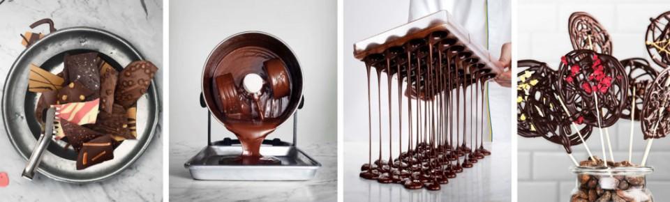 Choklad-Makarens Handbok
