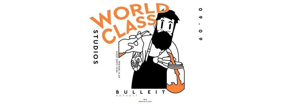 World Class Studios x Bulliet Bourbon x Trondheim