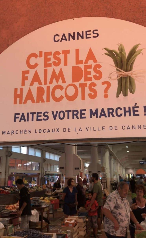 Marknaden - Cannes