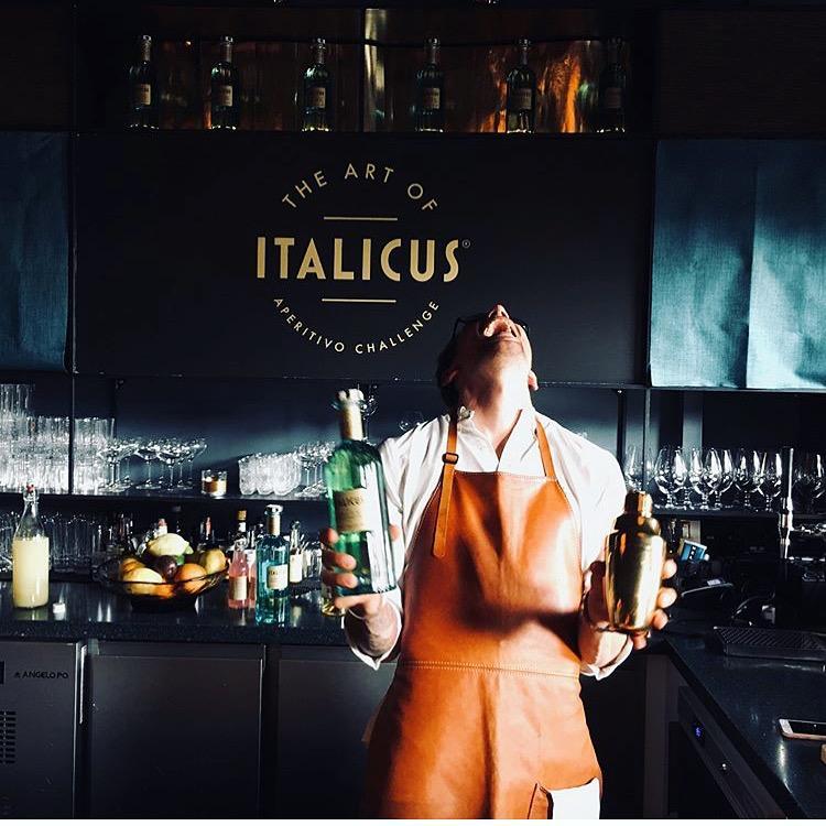 Skandinavisk final av Art of Italicus - Cocktail Challenge