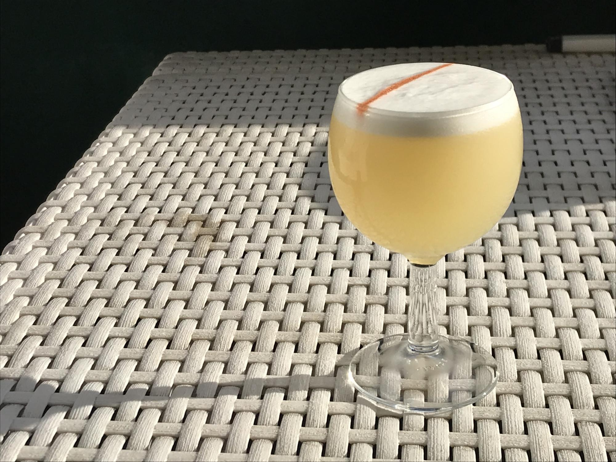 Ett recept på allas favorit, Whiskey Sour