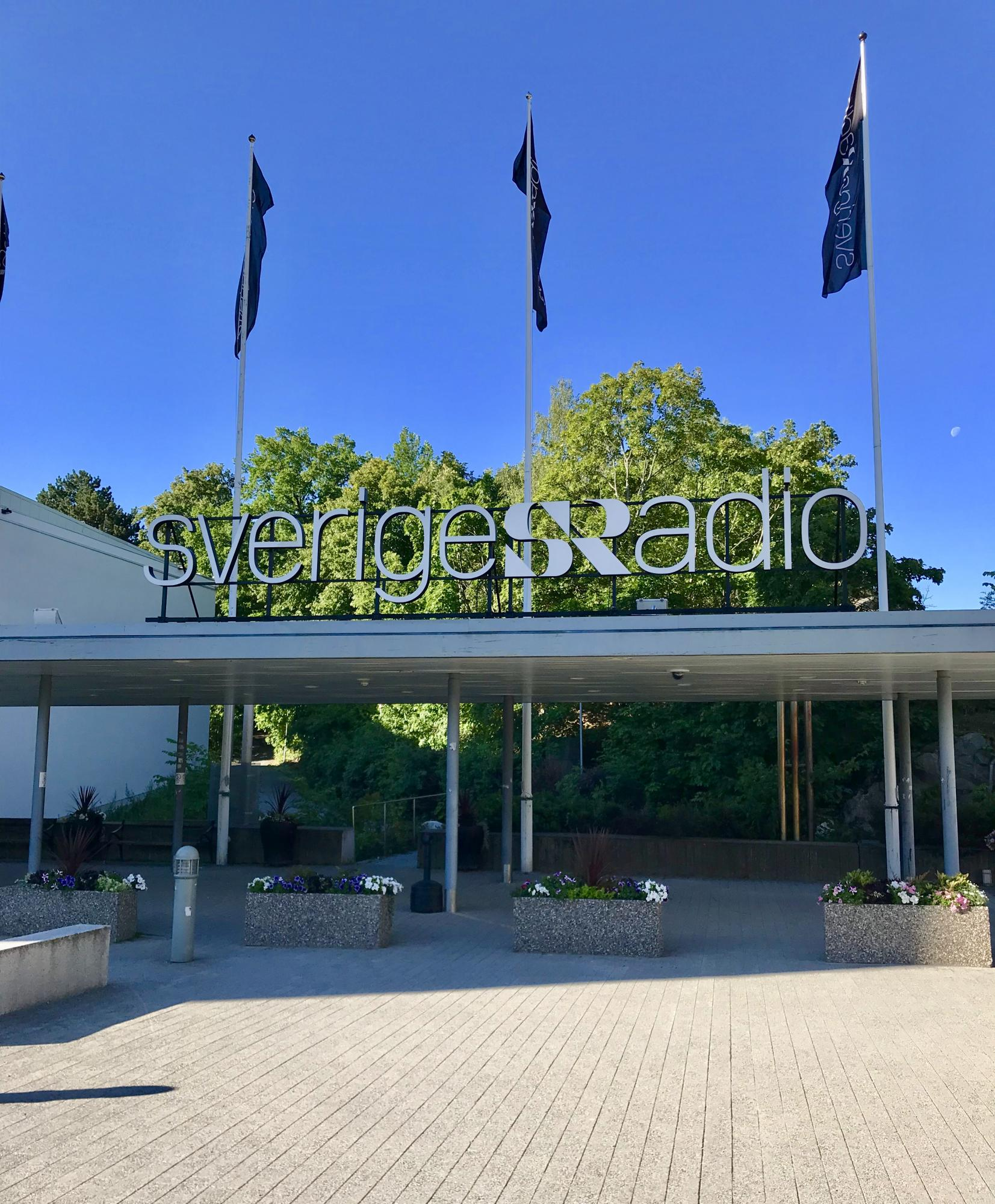 Sommarsnack på Sveriges Radio P5
