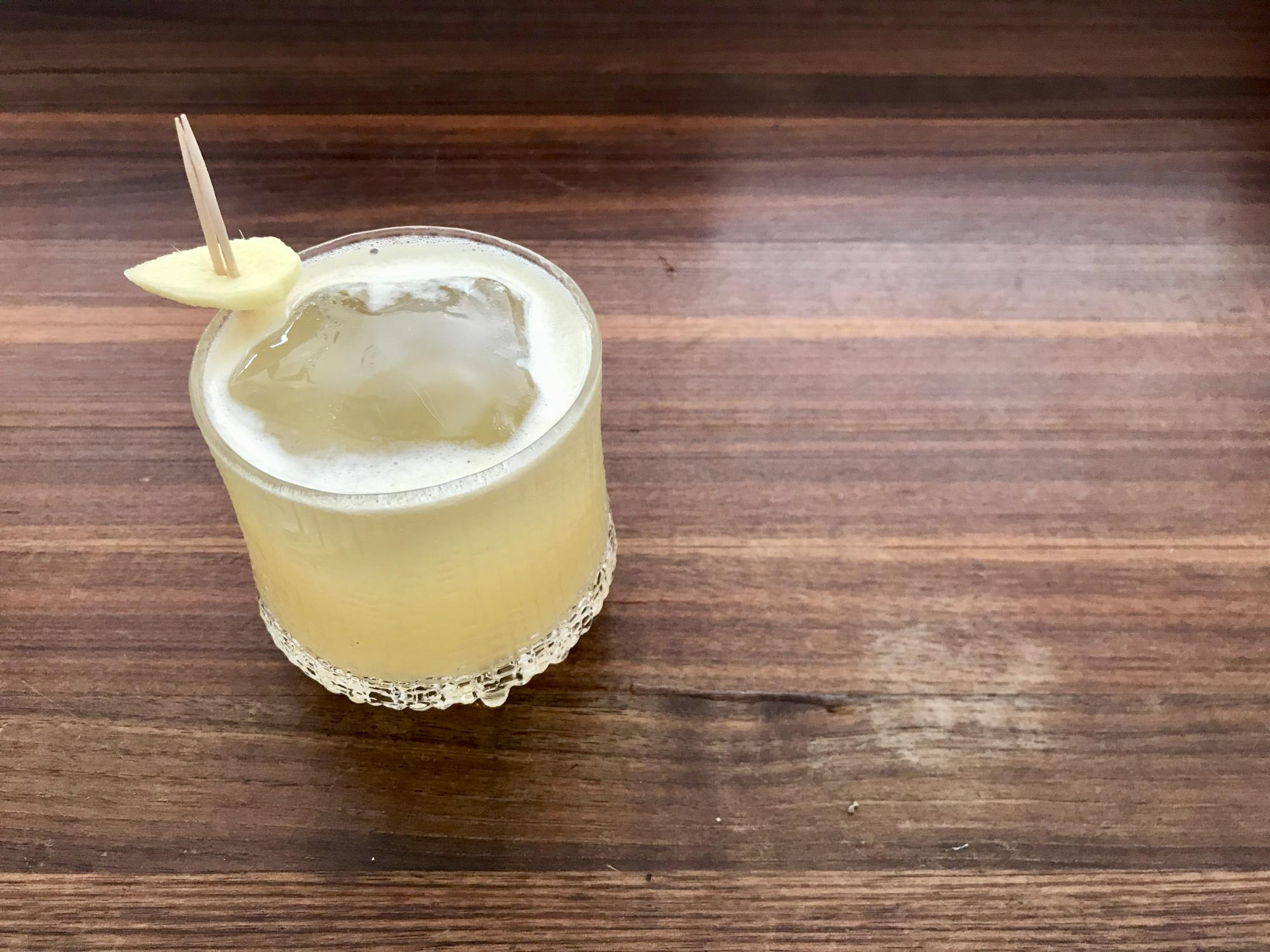 Recept Penicillin - Läkemedlet för Scotch Whiskey i cocktails