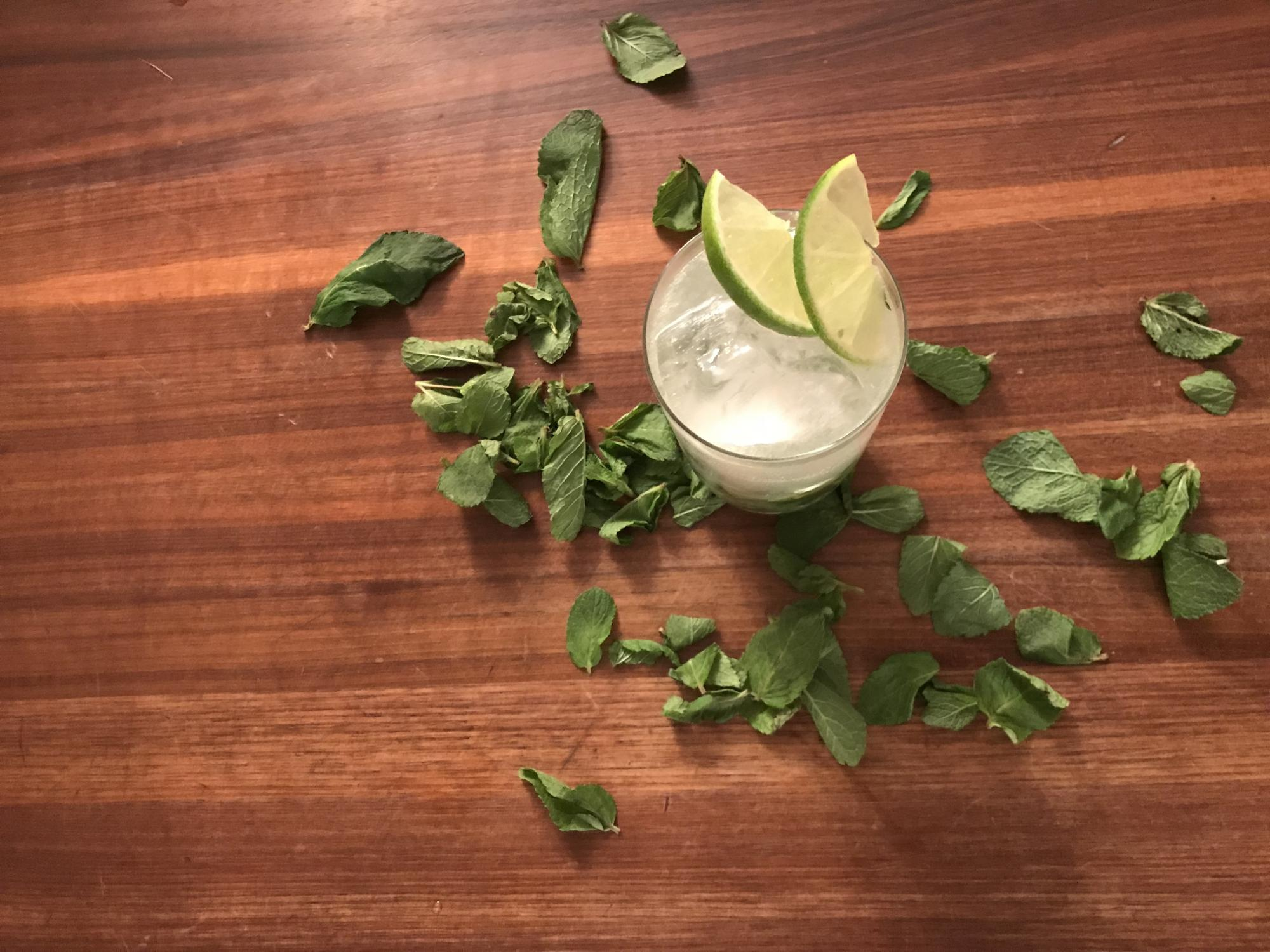 Recept Mojito - Favorit hos oss alla - Don Facundo Bacardi Massó