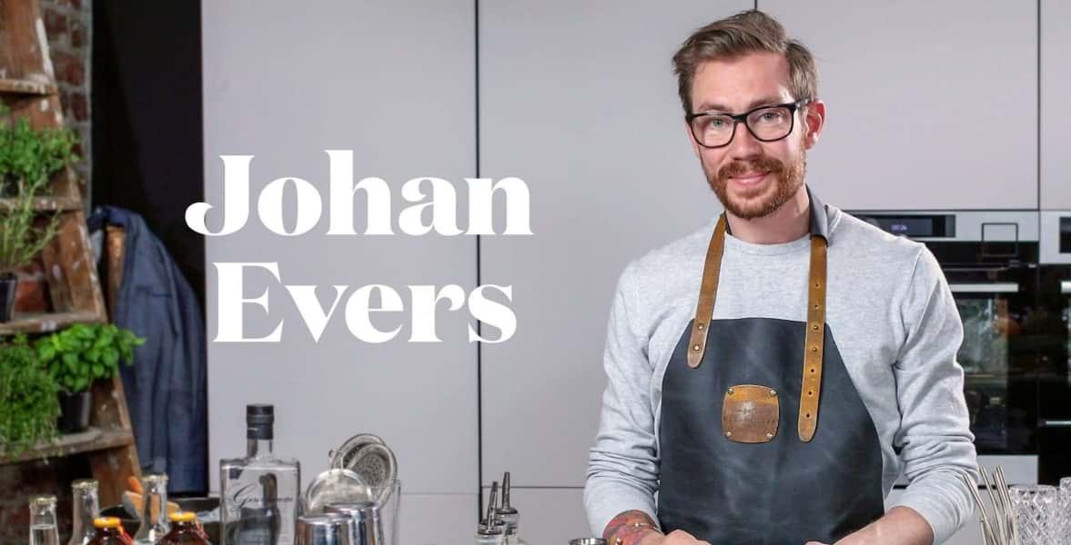 Johan Evers