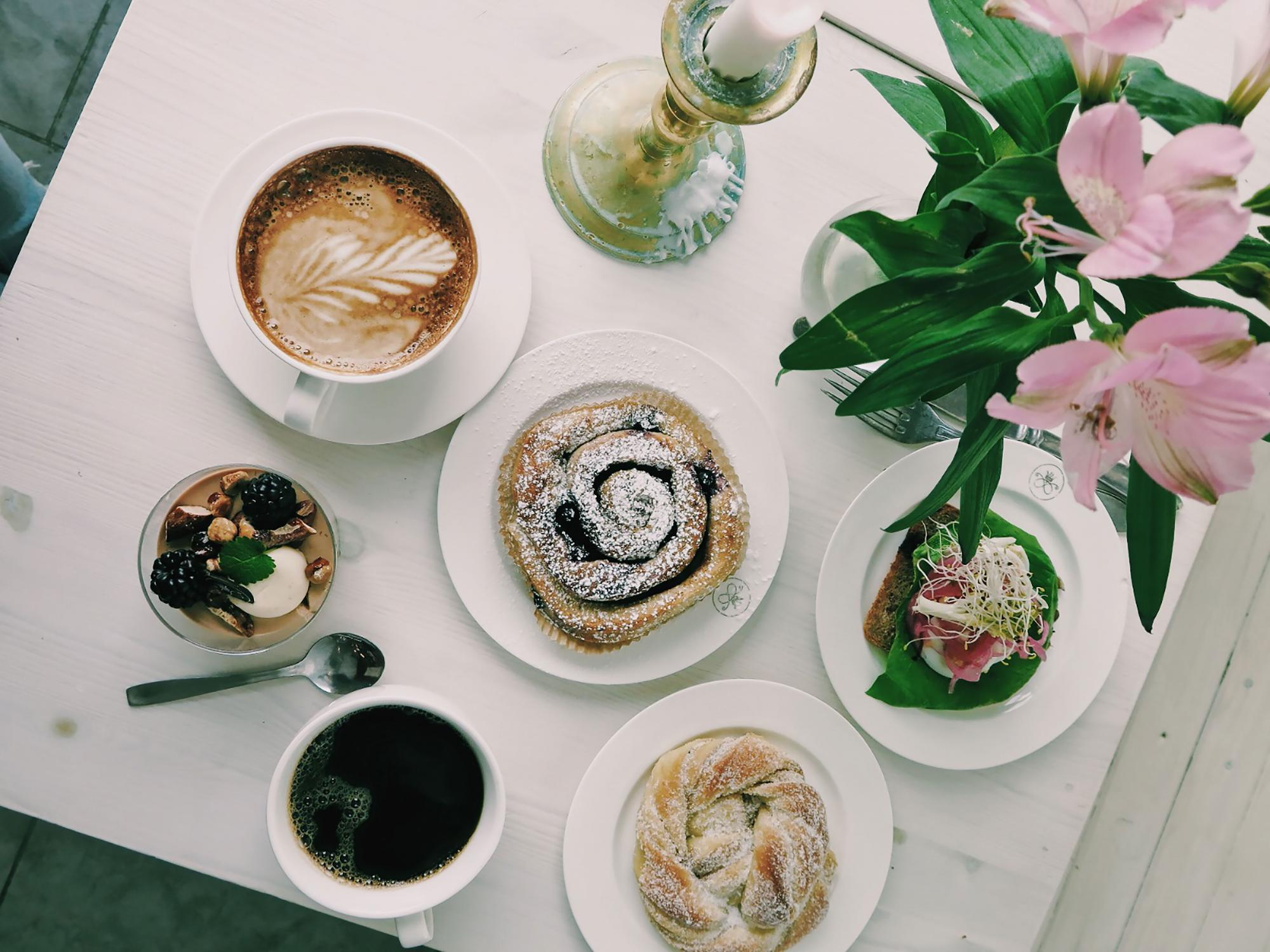 Fika-tips & mysiga caféer i Stockholm