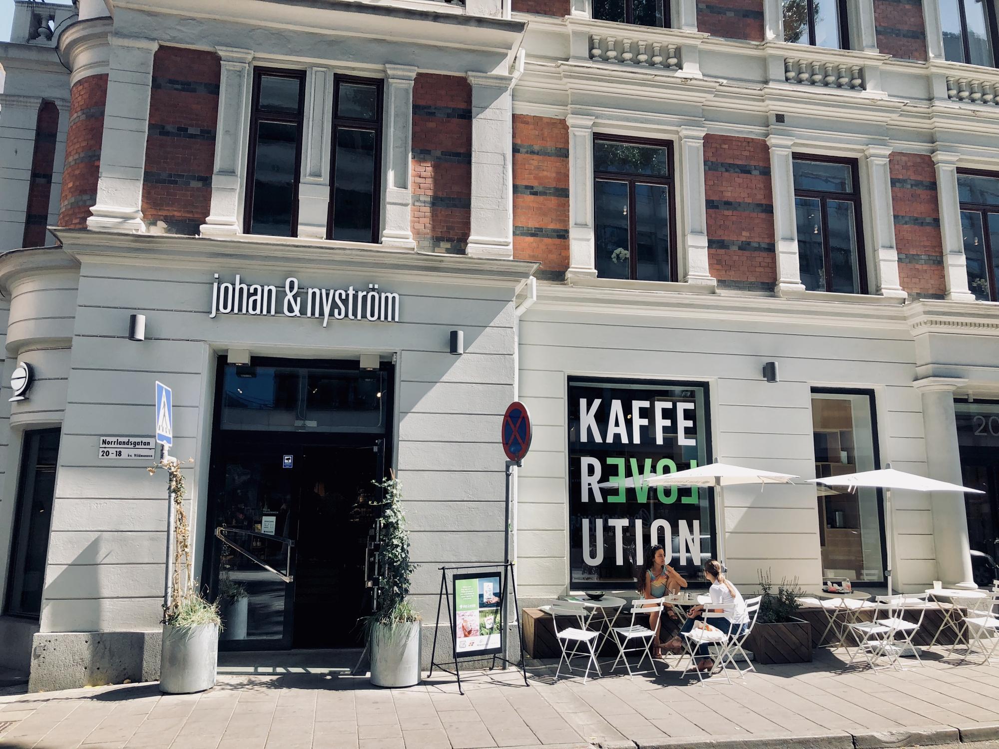 Restaurangrecension | Johan & Nyström