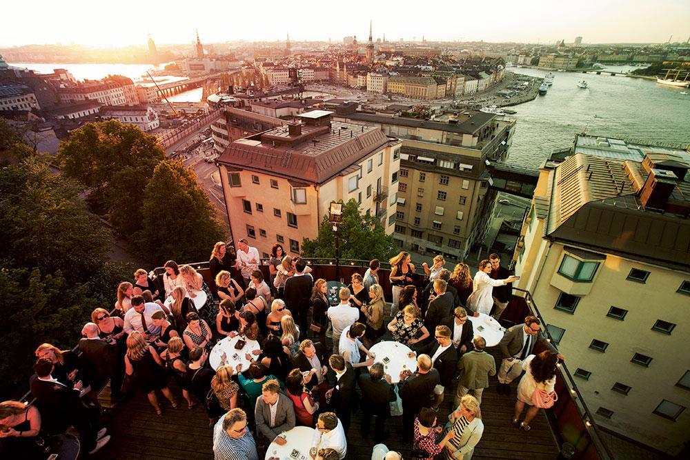 Mina bästa sommarrestauranger i Stockholm