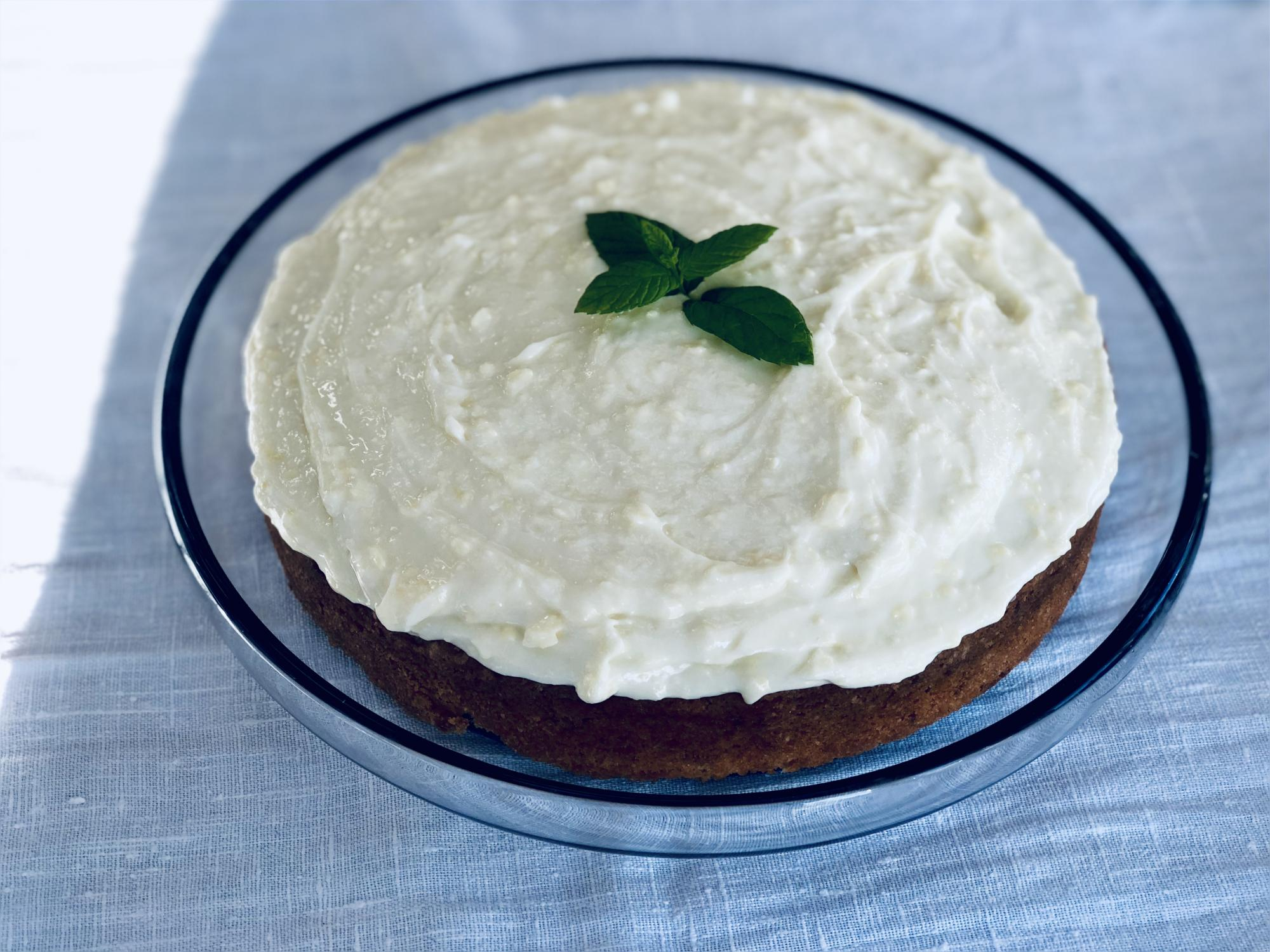 Recept | Morotskaka med citron