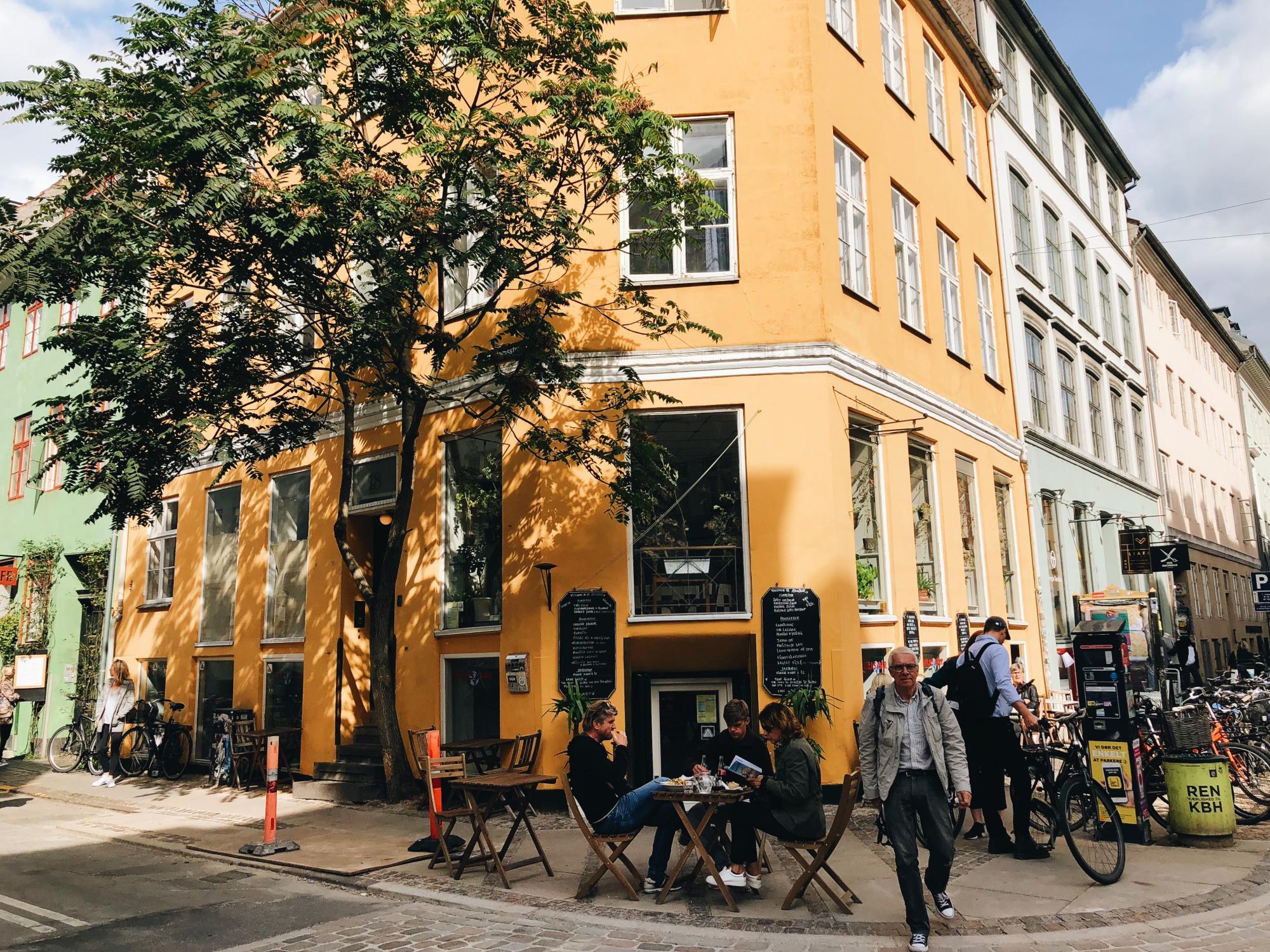 En liten guide till Köpenhamn