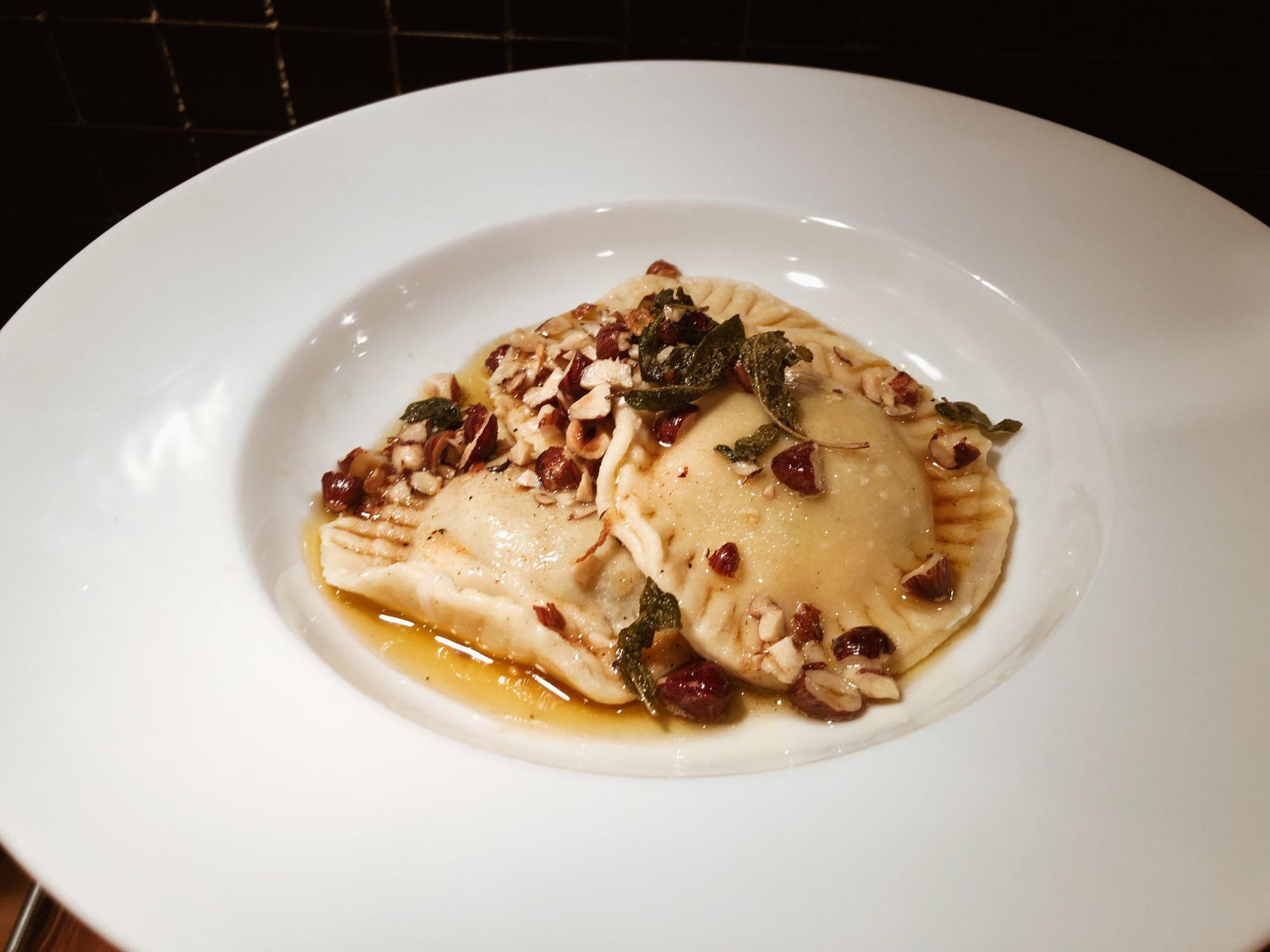 Recept | Tryffelpasta av egen pasta