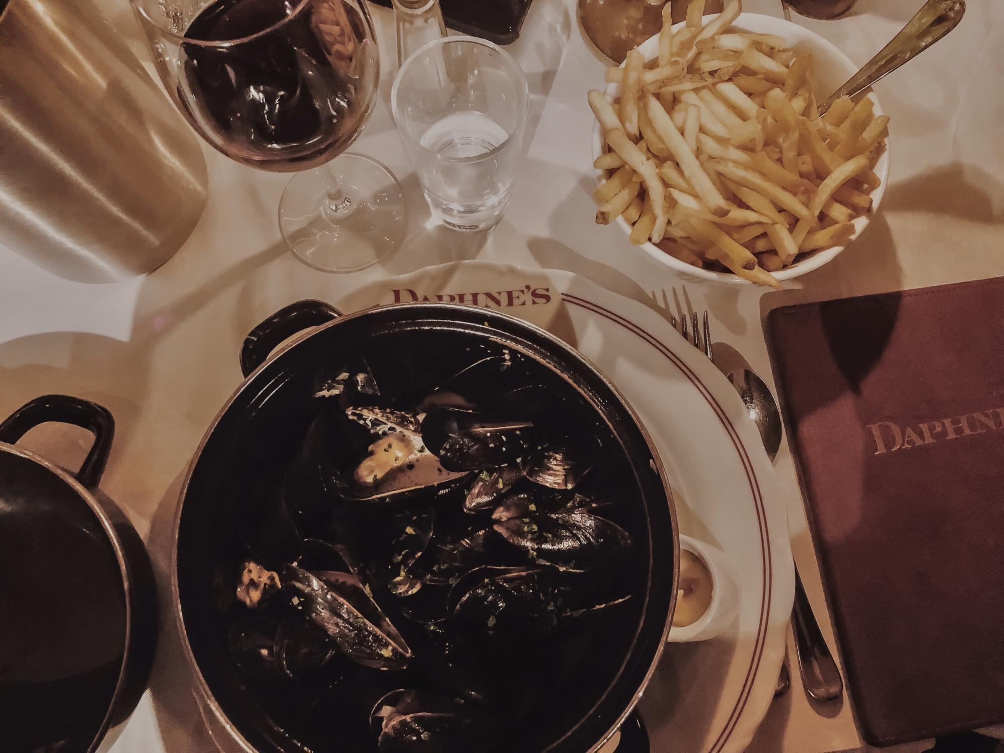 Restaurangrecension | Daphne's