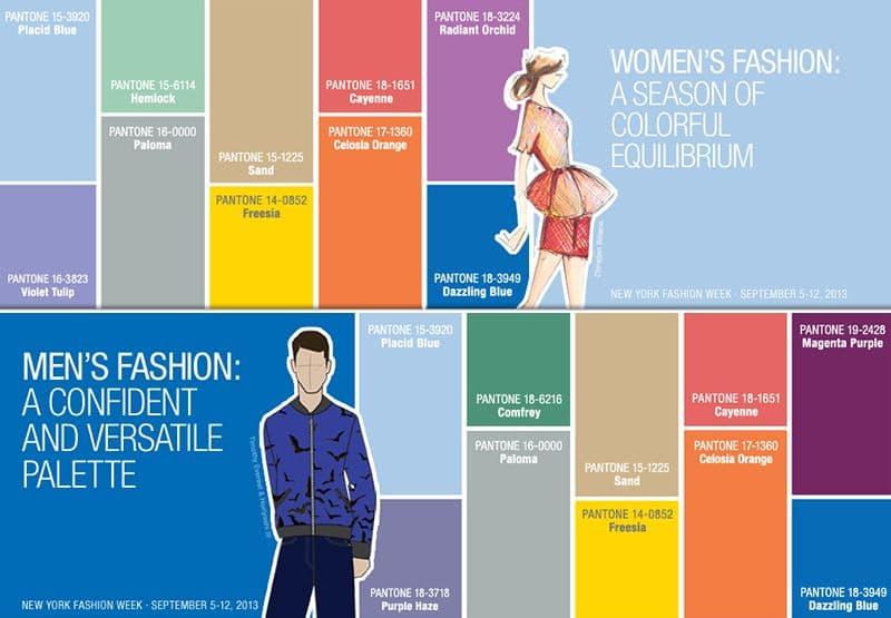 Så redan nu kan du ta dig en titt på färgerna och se vad du gillar och inte  inför shoppingen till vårgarderoben  kanske har du redan färgerna  representerade ... 279767e6adb5d