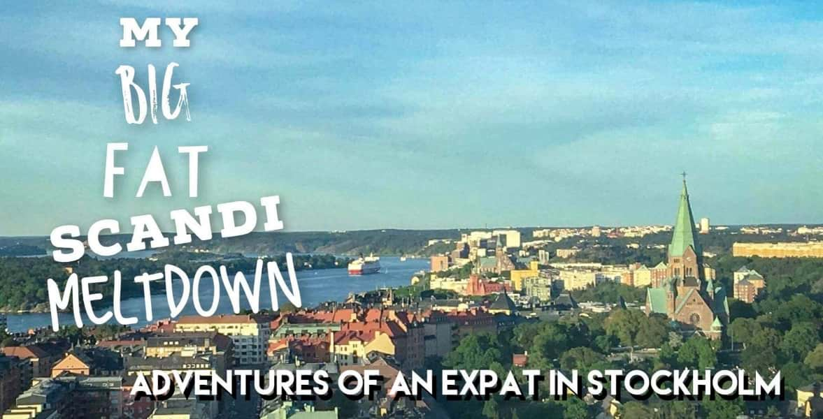 My big fat Scandi meltdown: an expat in Stockholm