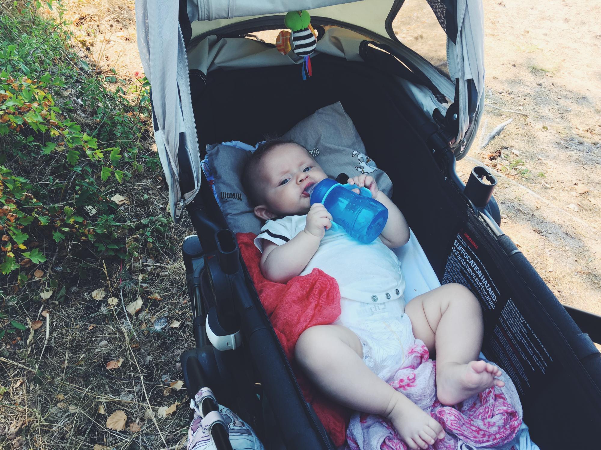 Bebis i sommarvärmen - tänk på det här