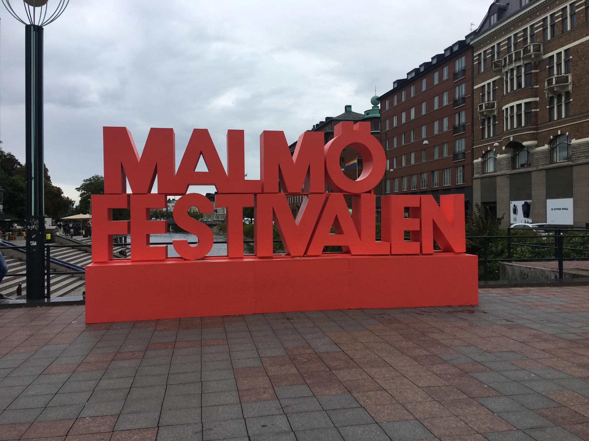 Malmö kallade - vi svarade