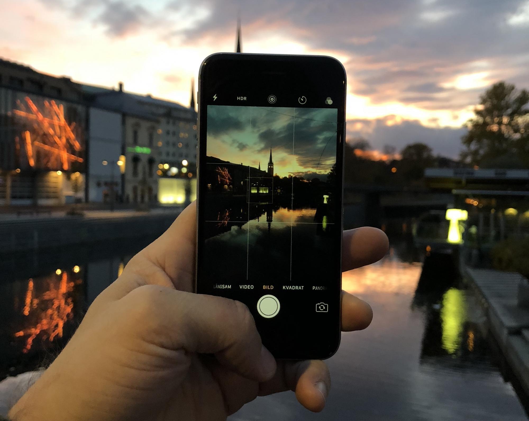Dop i Sundsvall