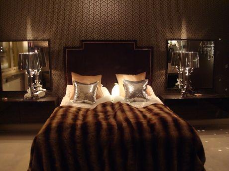 Lyxigt sovrum med en liten budget – Stocklounge – Thatsup