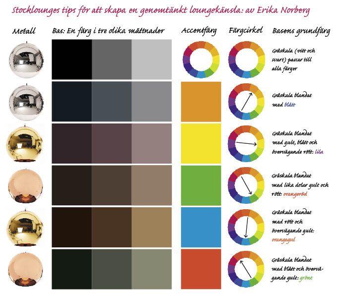 vilka färger passar till grått