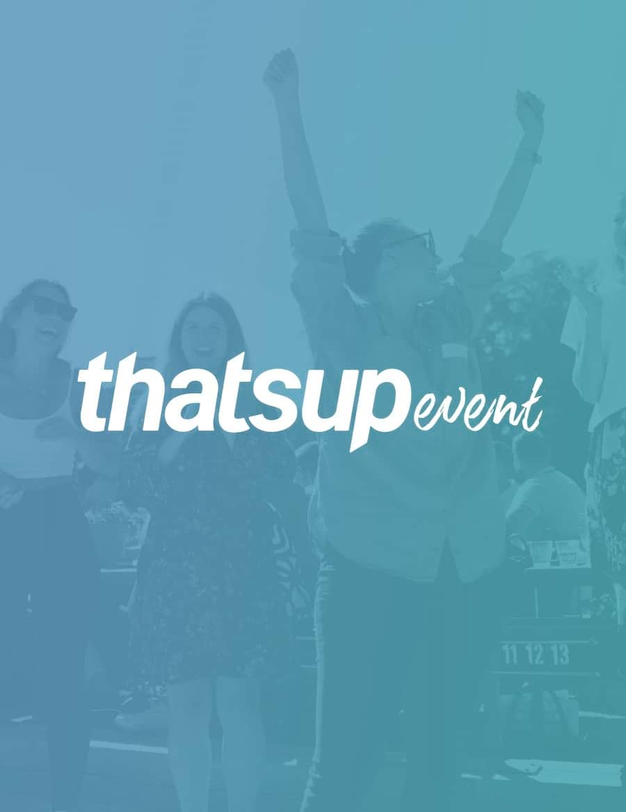 Thatsup Event
