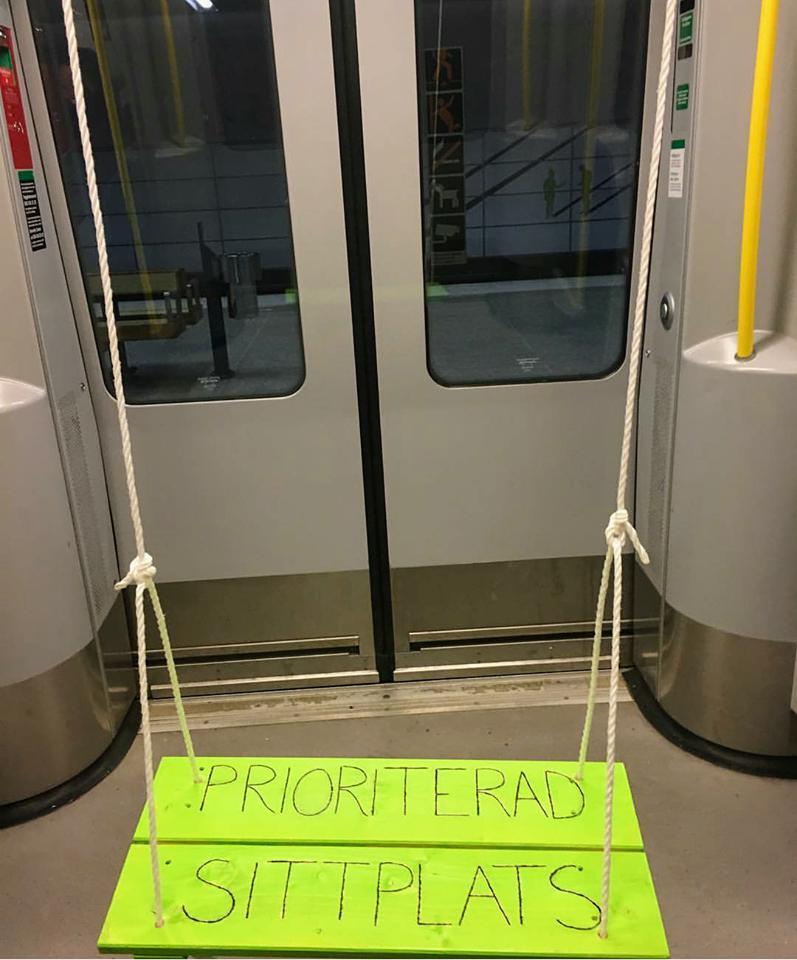 Nästa station: Restauranger vid tunnelbana