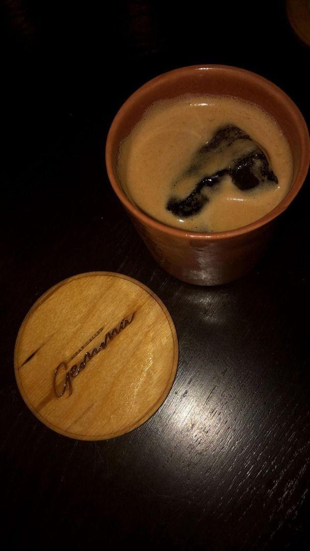 Espresso martini – Bild från A Bar Called Gemma av These S.