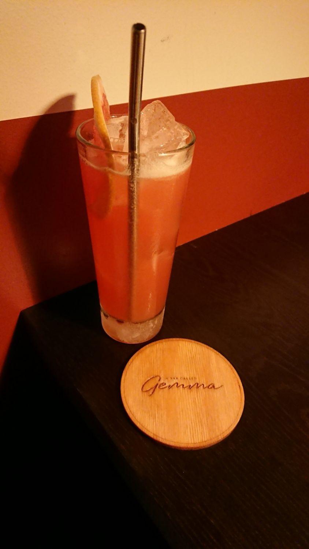 Bild från A Bar Called Gemma av Catrin M.