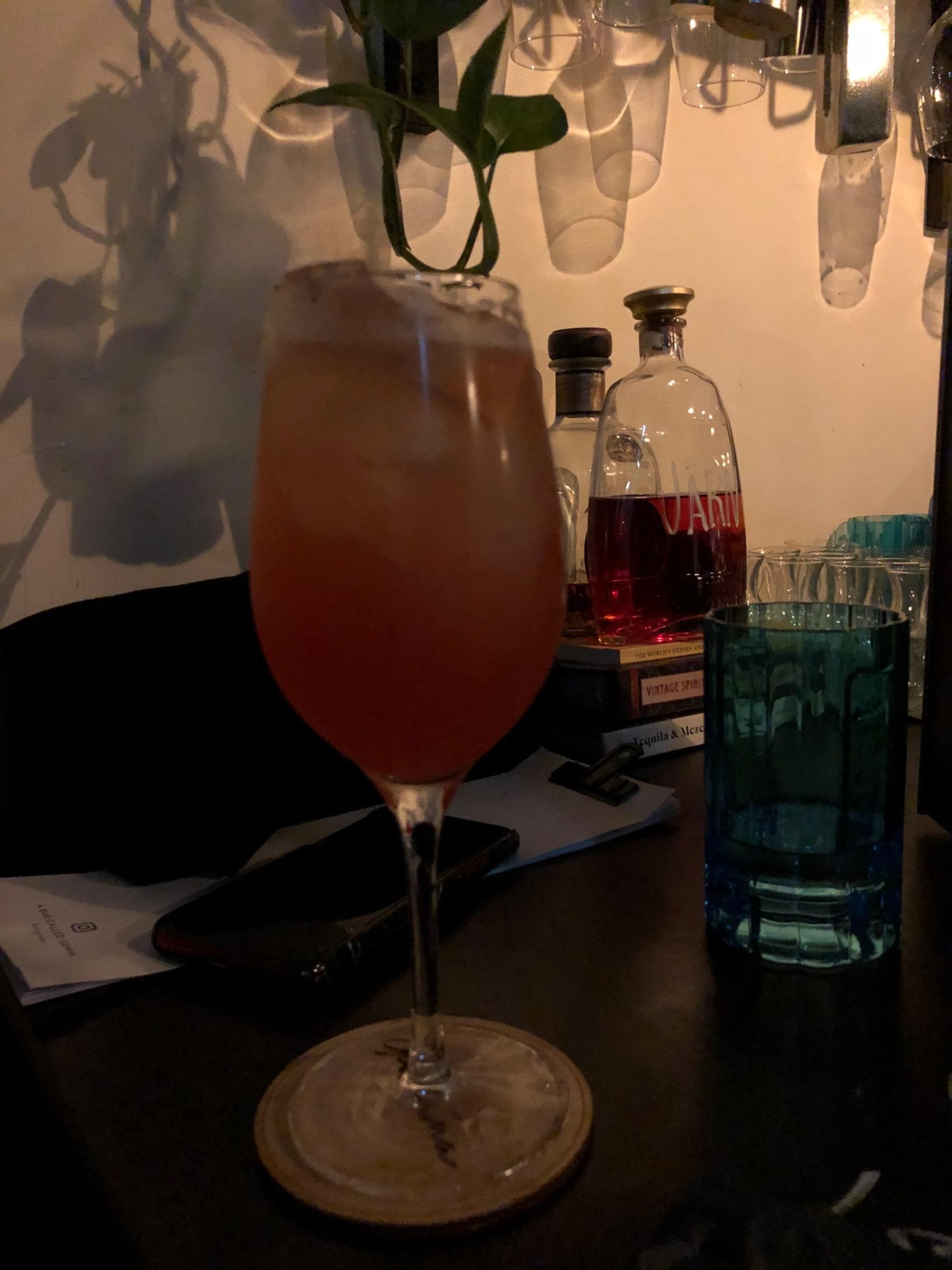 Bild från A Bar Called Gemma av Jonas V.