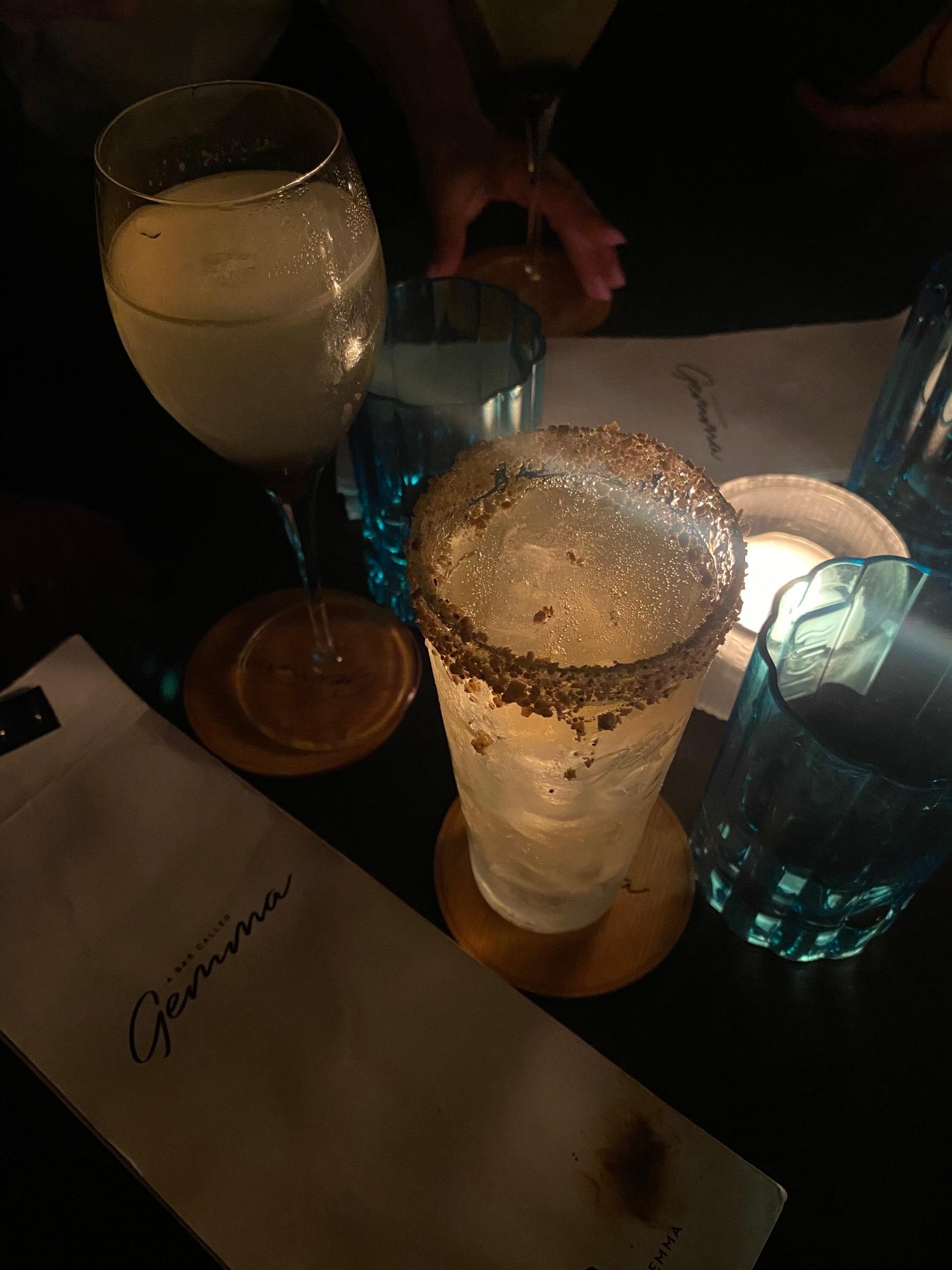 Pina Colada – Bild från A Bar Called Gemma av Adam L.