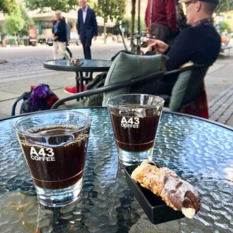Bild från A43 Coffee av Malin S.