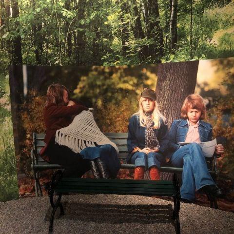Bild från ABBA The Museum av Ida B.