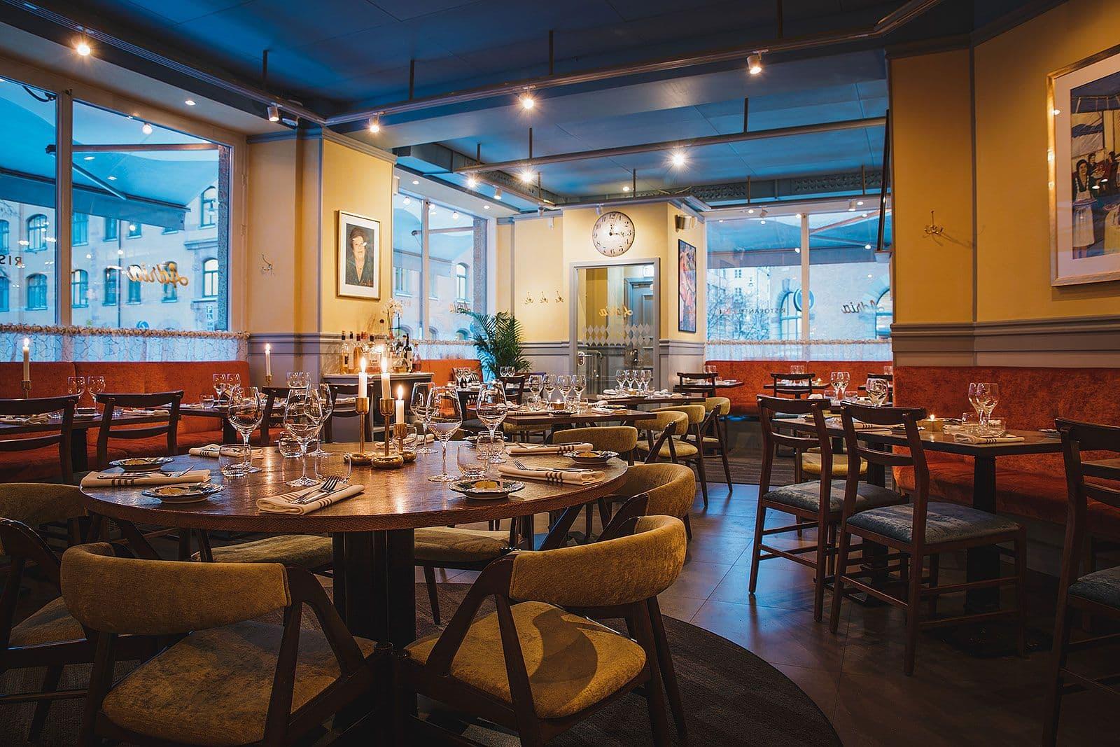 vasastan stockholm restauranger