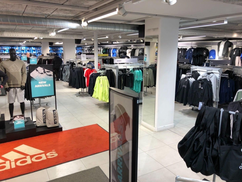 Adidas Factory Outlet Hammarby Sjöstad