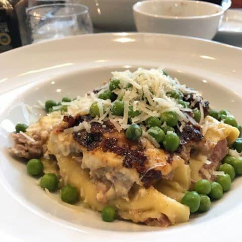 Lasagne-variant (lunch) – Bild från Adria Ristorante & Bar av Adam L.