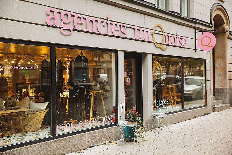 Agencies TurQuoise