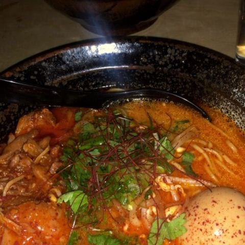 Spicy miso – Photo from Ai Ramen Klara by Mythu L.