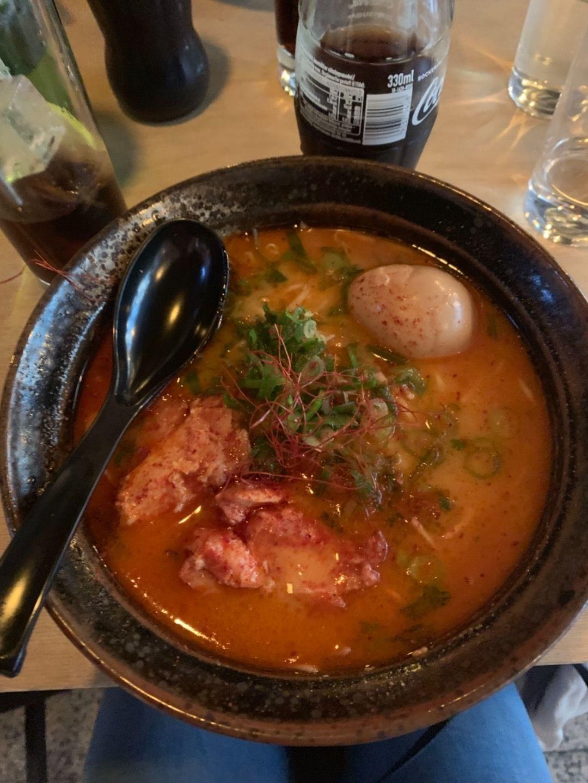 Spicy miso – Photo from Ai Ramen Klara by Veronica F.