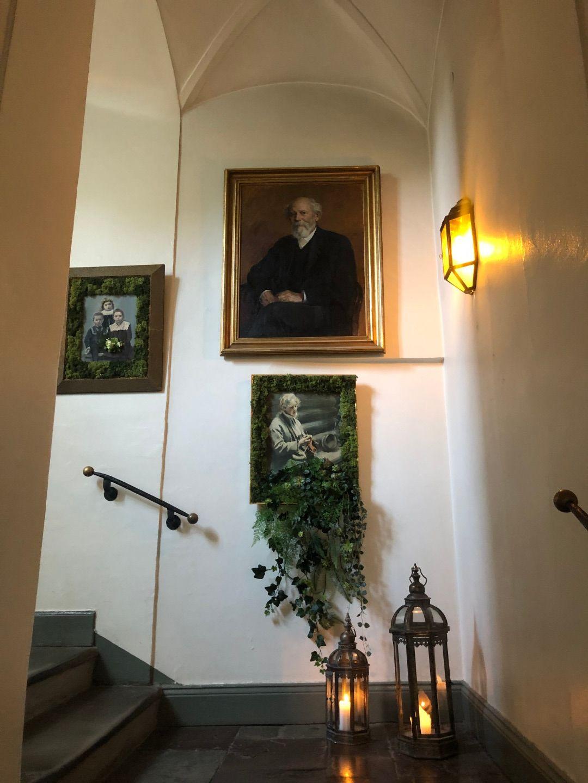 Bild från Åkeshofs Slott av Ida B.