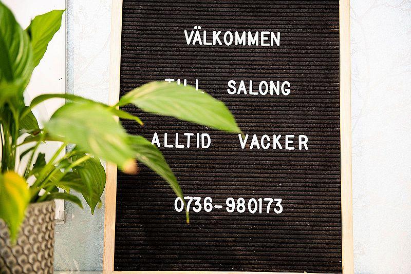 Alltid Vacker Salong & Health Centre
