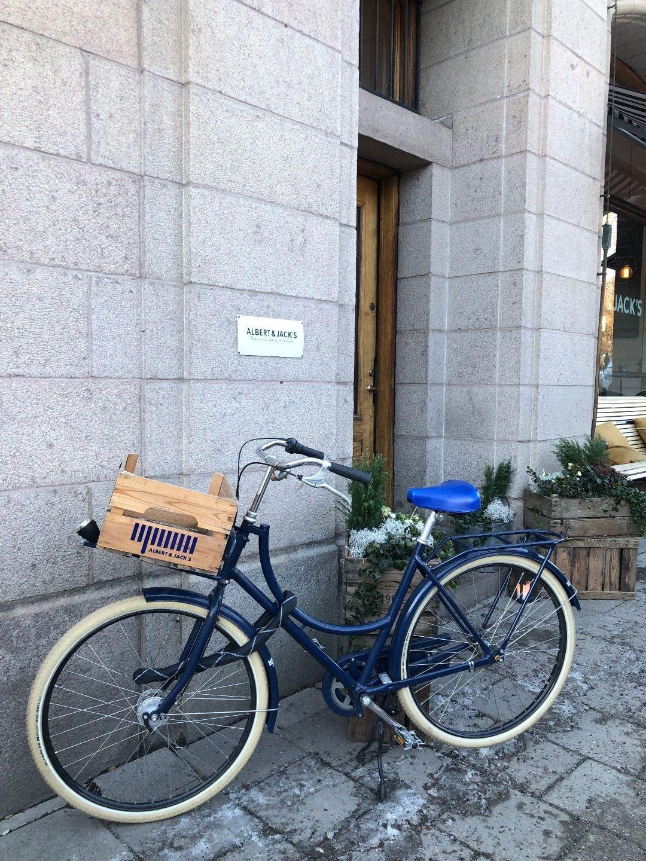 Bild från Albert & Jack's Engelbrektsgatan av Linn W.