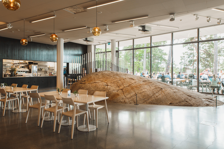 Artipelag Gallery Conference Room The Archipelago
