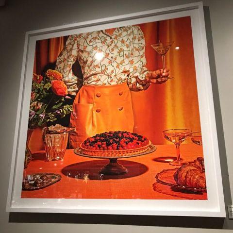 Bild från Art Bakery av Birgitta B.