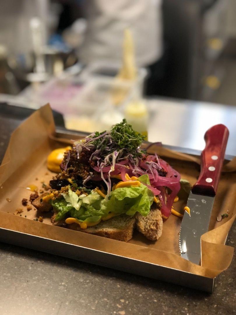 Steak sandwich – Photo from Art Bakery by Agnes L.