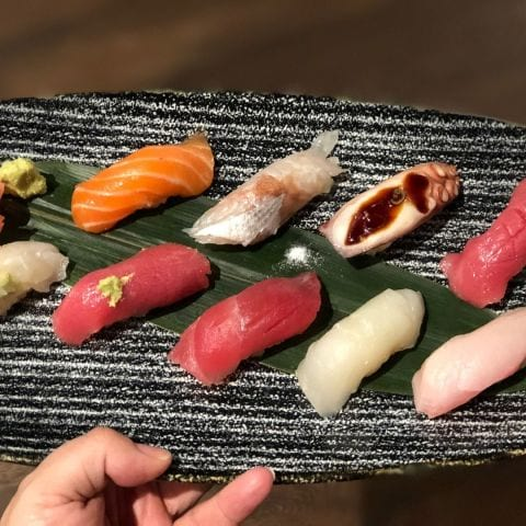 Sushi – Photo from Art Bakery by Agnes L.