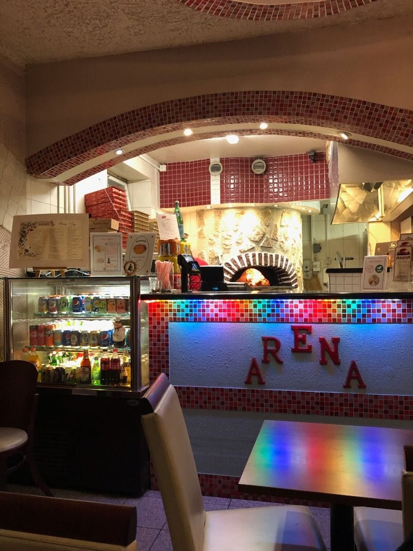 Bild från Arena Pizzeria Hedinsgatan av Adam L.