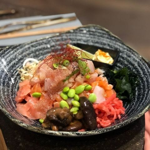 Poke bowl – Photo from Art Bakery by Agnes L.