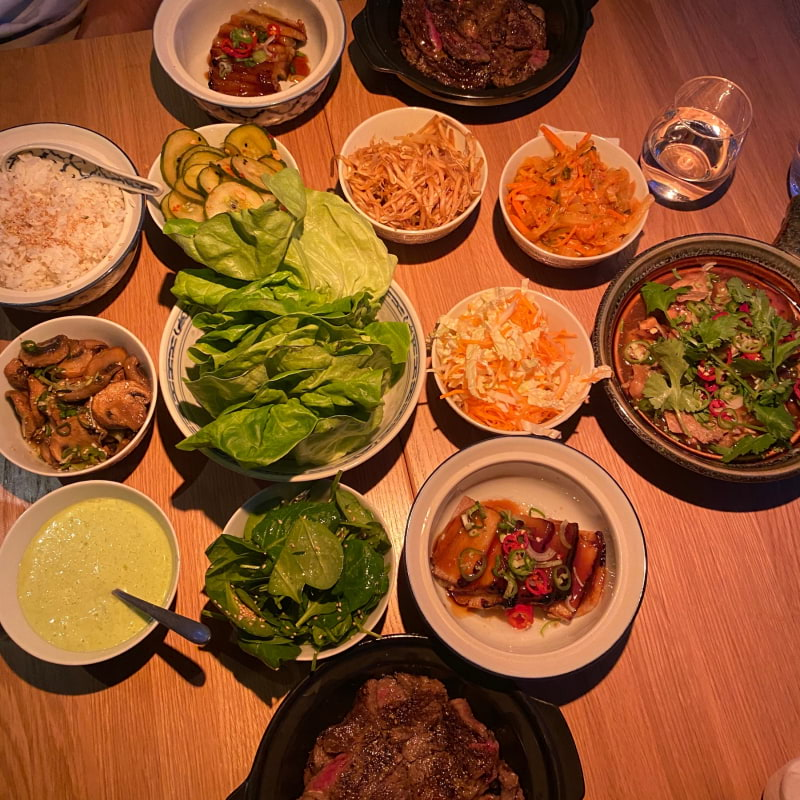 """Eat Korean"" – Photo from Arc by Adam L."